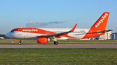 G-UZHY (AnDyMHoLdEn) Tags: easyjet a320 neo egcc airport manchester manchesterairport 23l