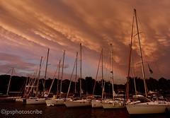 Sailing in to the sunset (stewardsonjp1) Tags: sunset sky orange water clouds boats evening sailing sundown harbour greece burnt moored vathy meganissi coast greekislands island