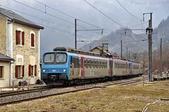 Z2 Pays de la Loire en Haute Savoie (Alexoum) Tags: z2 ter sncf annecy st gervais haute savoie rhone alpes pays loire train