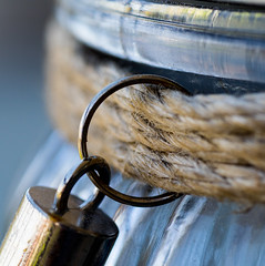 curves (f8shutterbug) Tags: macromondays curves macro rope glass metal idb