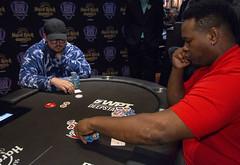 Jeff Trudeau moves all in (World Poker Tour) Tags: worldpokertour deepstacks wpt poker seminolehardrocktampa season18 2019 tampa fl usa
