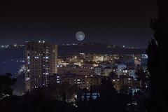 Jerusalem night (MeirArt) Tags: jerusalem night israel moon fuji xt3 fujinon jewish judaism judea