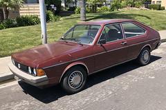 1978-81 (?) VW Dasher (Ian E. Abbott) Tags: volkswagen vw passat b1 dasher hatchback 1970scars germancars