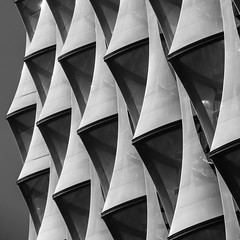 Building Abstract - #106 (Joseph Pearson Images) Tags: building architecture abstract london square blackandwhite mono bw