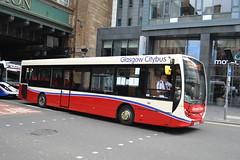 Glasgow Citybus AD Enviro 200 YX12DJF - Glasgow (dwb transport photos) Tags: glasgow citybus alexander dennis enviro bus yx12djf