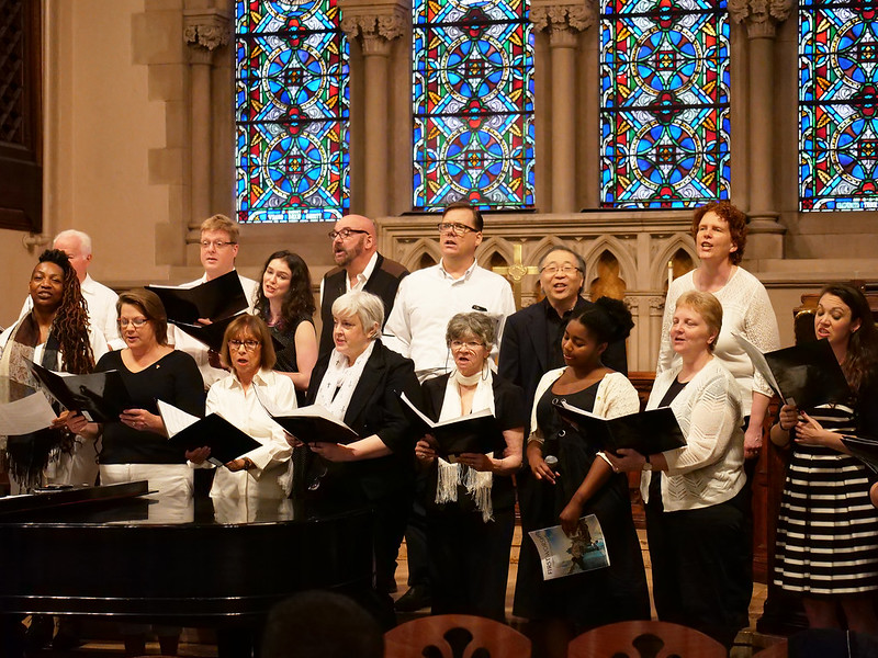 Old South Gospel Choir | Old South Church in Boston, MA