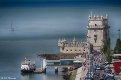 013831 - Lisboa (M.Peinado) Tags: hdr torre torredebelém belém lisboa portugal 07092019 juniode2019 2019 canonpowershotsx60hs canon ccby