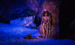 POTC Intro Scene (primrosephotoskc) Tags: pirates carribean disney photography skeleton bird dark ride lowlight magic kingdom adventureland canon 6d