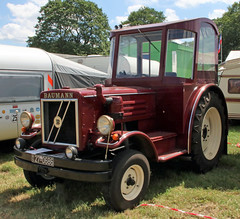 Home built tractor (Schwanzus_Longus) Tags: oyten german germany old classic vintage modern home built self made vehicle tractor farm farming machine