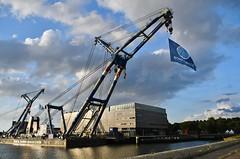 Matador 2 en Matador 3 (Hugo Sluimer) Tags: haven havenfotografie havenfoto harbour harbourphoto harbourphotography nederland zuidholland holland nikon nikond500 d500 onzehaven portofrotterdam port