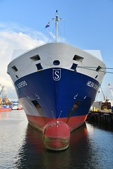 Helena Schepers (Hugo Sluimer) Tags: haven havenfotografie havenfoto harbour harbourphoto harbourphotography nederland zuidholland holland nikon nikond500 d500 onzehaven portofrotterdam port
