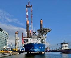 Vole Au vent (Hugo Sluimer) Tags: haven havenfotografie havenfoto harbour harbourphoto harbourphotography nederland zuidholland holland nikon nikond500 d500 onzehaven portofrotterdam port
