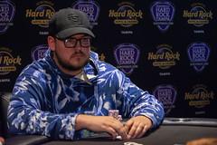 Heads Up- Jeff Trudeau (World Poker Tour) Tags: worldpokertour deepstacks wpt poker seminolehardrocktampa season18 2019 tampa fl usa