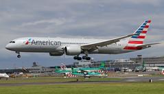 N825AA (Ken Meegan) Tags: n825aa boeing7879 40644 americanairlines dublin 1762019 american boeing787 boeing 7879 787 b787 b7879 dreamliner