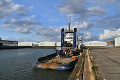 Christos XXII (Hugo Sluimer) Tags: haven havenfotografie havenfoto harbour harbourphoto harbourphotography nederland zuidholland holland nikon nikond500 d500 onzehaven portofrotterdam port