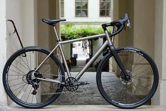 Lynskey GR 01 (Citybiker.at) Tags: gravelbike titanium