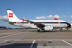 G-EUPJ 17062019 (Tristar1011) Tags: ebbr bru brusselsairport britishairways bea britisheuropeanairways airbus a319100 a319 geupj 100years 19192019