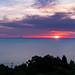 Pilio (Πήλιο), East Coast, Look at Mount Athos - 135 km away!