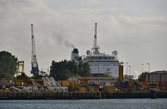 Columbus (Hugo Sluimer) Tags: haven havenfotografie harbour harbourphoto harbourphotography nederland zuidholland holland nikon nikond500 d500 onzehaven portofrotterdam port columbus cruise