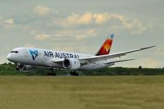 Air Austral F-OLRB Boeing 787-8 Dreamliner cn/34491-15 @ LFPG / CDG 15-06-2019 (Nabil Molinari Photography) Tags: air austral folrb boeing 7878 dreamliner cn3449115 lfpg cdg 15062019