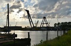 Hebo-lift 9 (Hugo Sluimer) Tags: haven havenfotografie havenfoto harbour harbourphoto harbourphotography nederland zuidholland holland nikon nikond500 d500 onzehaven portofrotterdam port