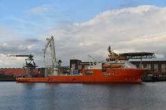 Normand Jarstein (Hugo Sluimer) Tags: haven havenfotografie havenfoto harbour harbourphoto harbourphotography nederland zuidholland holland nikon nikond500 d500 onzehaven portofrotterdam port