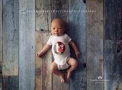 5 weeks (Kimberly Kauffman) Tags: studio newborn 1monthold 5weeksold coverbaby june2019 kimberlykauffmanphotography