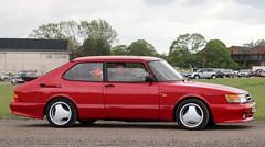 G45 YHP (Nivek.Old.Gold) Tags: 1990 saab 900 carlsson turbo 3door 1985cc