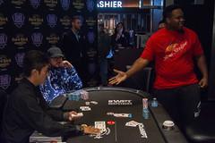 Heads up- All in and call (World Poker Tour) Tags: worldpokertour deepstacks wpt poker seminolehardrocktampa season18 2019 tampa fl usa