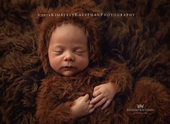 5 weeks (Kimberly Kauffman) Tags: 1monthold 5weeksold coverbaby june2019 kimberlykauffmanphotography studio newborn