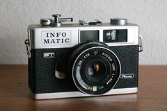 Ricoh Infomatic (dcsides) Tags: ricoh infomatic st 40mm f28 rikenon