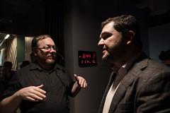 TED Salon June 2019 (Ricardo Viana Vargas) Tags: backstage behindthescenes bts candid controlroom event partner partnerships prep salon speaker ted tedhq tedtalks vip newyork ny usa