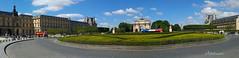 Jardin de l'Infante ❀ (Adrit fotografías) Tags: fotoconcelular movilgrafías francia paris france plaza plazadellouvre travel panoramica europa world nikon nikond7200 photography street urban city jardindelinfante jardindelinfante❀