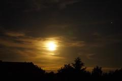 I'll take a break (**Karin**) Tags: bye break evening sky mond moon