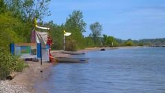 011 -1crpvibfwlcon (citatus) Tags: lifeguard duty tps flooded wards island beach high water levels lake ontario spring afternoon 2019 islands toronto canada pentax k1 ii