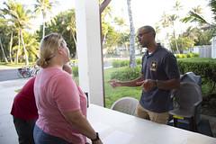 Surfway Surveys Continue (Kwajalein Hourglass) Tags: kwajalein hourglass jessica dambruch us army garrisonkwajalein atoll