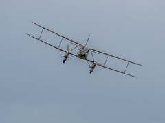 DE Havilland DH.89A Dragon Rapide (Manx John) Tags: scottishairwaysflyersdehavillanddh89adragonrapidegagj scottish airways flyers de havilland dh89a dragon rapide gagjg cn 6517 cosford
