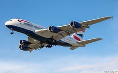 British Airways / Airbus A380-841 / G-XLEK / YVR (tremblayfrederick98) Tags: a380 air airbus aviation avgeek airplane planesspotting planes yvr vancouver heavy britishairways lhr