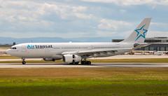 Air Transat / Airbus A330-243 / C-GJDA / YVR (tremblayfrederick98) Tags: air transat