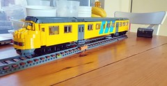 Crawling towards a finish (UrbanErwin) Tags: train wip planv mat64