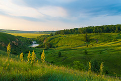 Valley (gubanov77) Tags: valley nature landscape ishutino ишутино russia summer summertime june green greenery