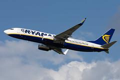 EI-DLI (Andras Regos) Tags: aviation aircraft plane fly airport bud lhbp spotter spotting takeoff ryanair boeing 737 b738 737800