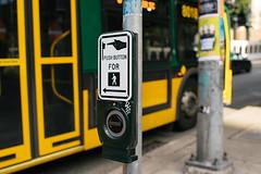 SDOT - MISC (Seattle Department of Transportation) Tags: bus cross pedestrian button