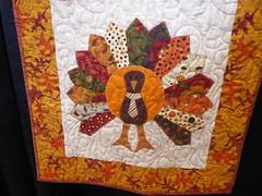 Glenda Freiberg - Thanksgiving Runner (detail) (c_nilsen) Tags: sanmateocounty sanmateo sanmateocountyfair fair countyfair digital digitalphoto california quilt thanksgiving