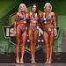 Women's Figure - True Novice - 2nd Kristen Sanderson 1st Melissa Cech 3rd Melissa Anstice-5