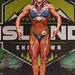 Women's Physique - Short - 1st Kristen Mulligan