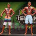 Men's Physique - Junior- 2nd Lance Johnson 1st Cam Rasmussen