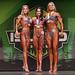Women's Figure - Tall - 2nd Kait Cavers 1st Melissa Cech 3rd Kristin Robinson-5