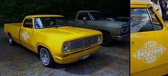 Chopped 1974 Dodge D100 Pickup (Toytone) Tags: 1974 dodge d100 pickup truck chopped