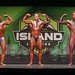 Men's Bodybuilding - Middleweight -2nd Ivan Czach 1st Dean Brandt 3rd Tyler Clause -5